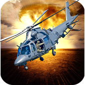 Gunship Helicopter 3D Battle icon