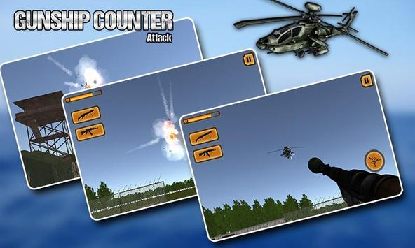 Gunship Helicopter 3D Battle screenshot 15