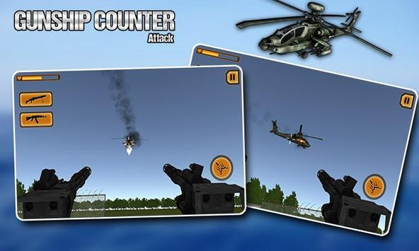 Gunship Helicopter 3D Battle screenshot 10