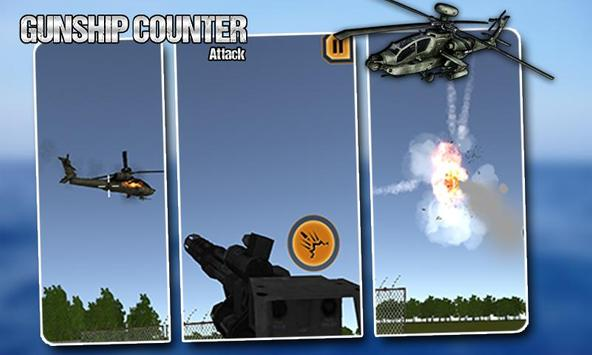Gunship Helicopter 3D Battle screenshot 11