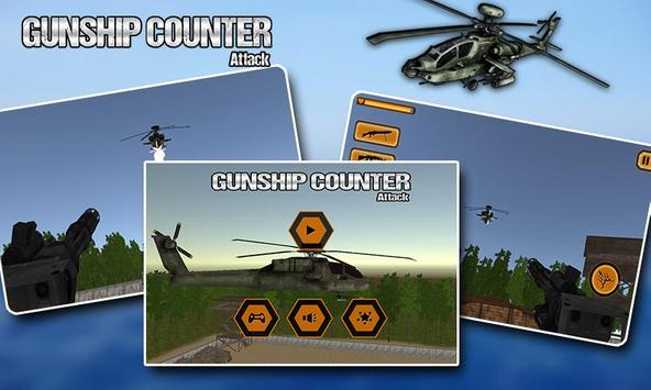 Gunship Helicopter 3D Battle screenshot 1