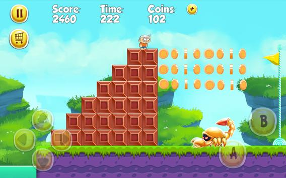Adventure of Loud House apk screenshot