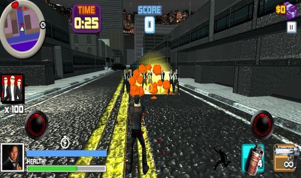 The Spectre Gun 3D Action Game apk screenshot