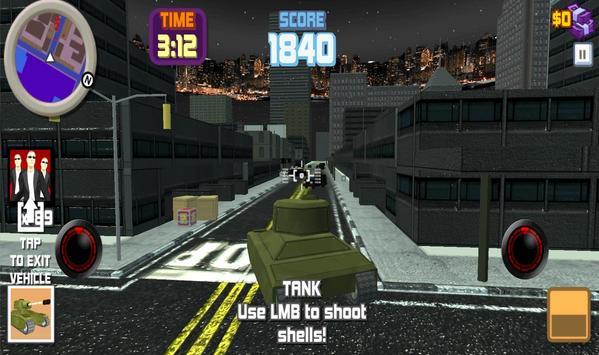 The Spectre Gun 3D Action Game poster