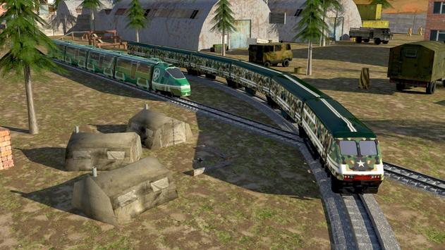 US Army Train Simulator 3D screenshot 2
