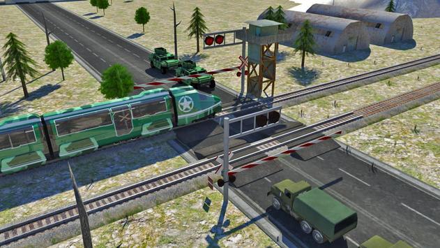 US Army Train Simulator 3D screenshot 4