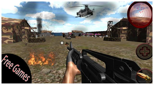 Adrenaline Black War : Revenge screenshot 1