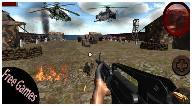 Adrenaline Black War : Revenge screenshot 4