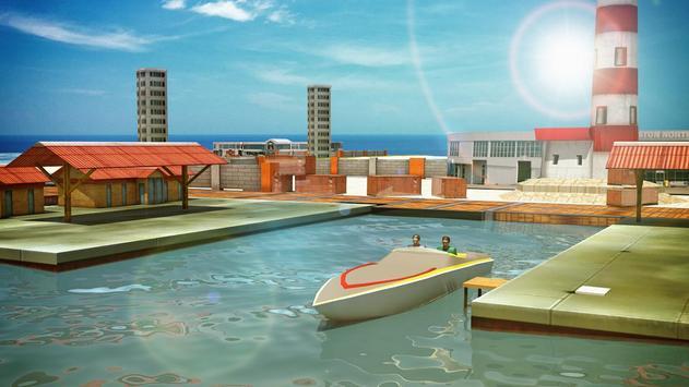Boat Driving Games Parking Simulator apk screenshot