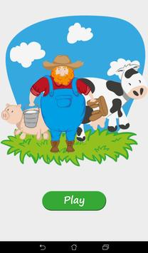 Cow Milk Game poster
