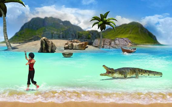 Crocodile Attack - Animal Simulator apk screenshot