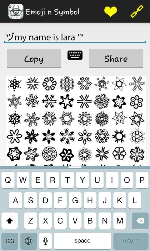 Emojis Keyboard Symbols For Android Apk Download