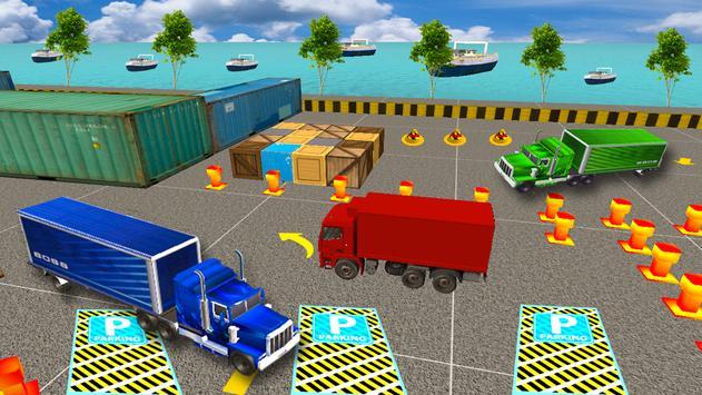 Extreme Truck Parking apk screenshot