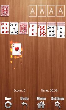 Solitaire Deluxe apk screenshot