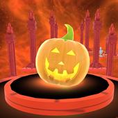 Pumpkin Ball Balance icon