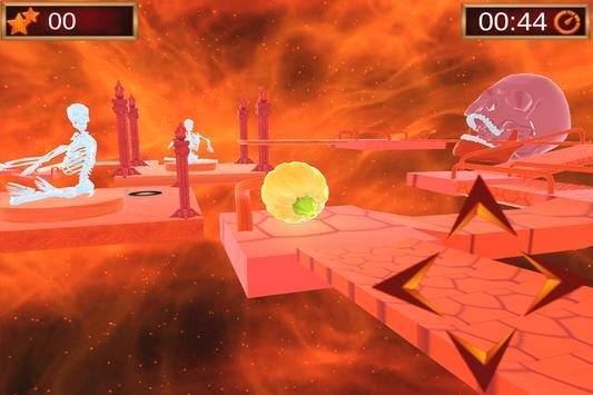 Pumpkin Ball Balance screenshot 10