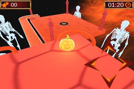 Pumpkin Ball Balance screenshot 11