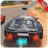 City Car Driving : Endless Racing Game icon