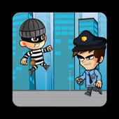 Catch me! I'm Robber! icon