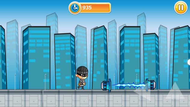Catch me! I'm Robber! screenshot 4