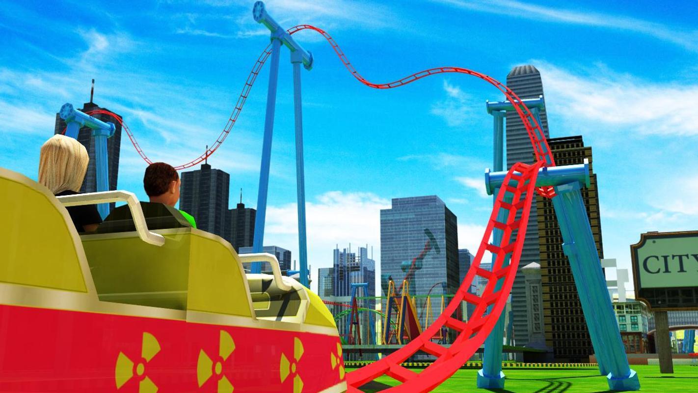 roller coaster simulator pro for android apk download. Black Bedroom Furniture Sets. Home Design Ideas