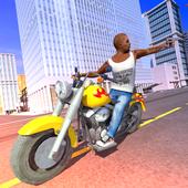 San Andreas Crime Game icon