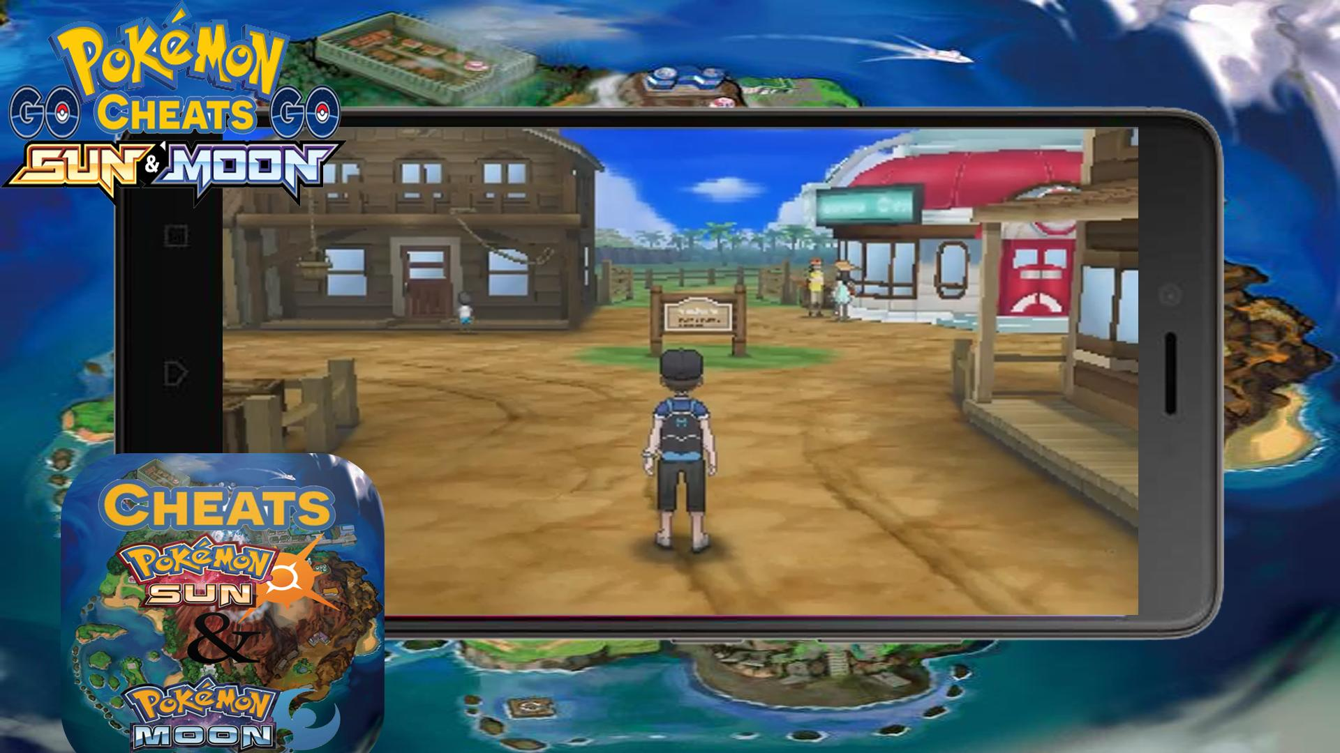 pokemon sun and moon game download for android apk