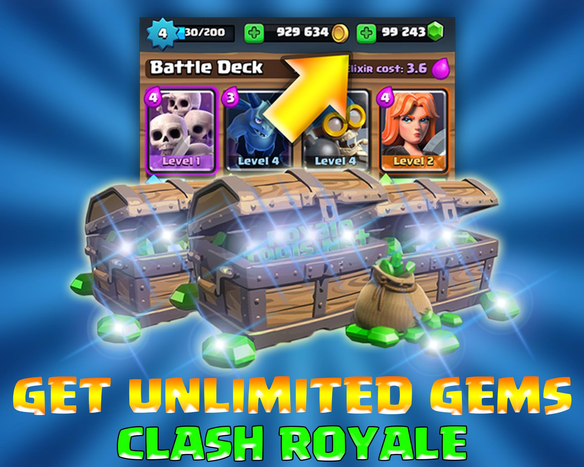 100 Photos of Cheats For Clash Royale Android
