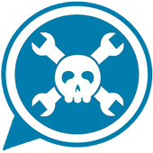 Hack Whatsapp Messenger prank icon