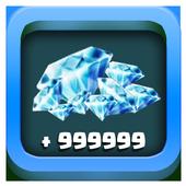 Limited Diamond Mobile Legend Generator Free icono