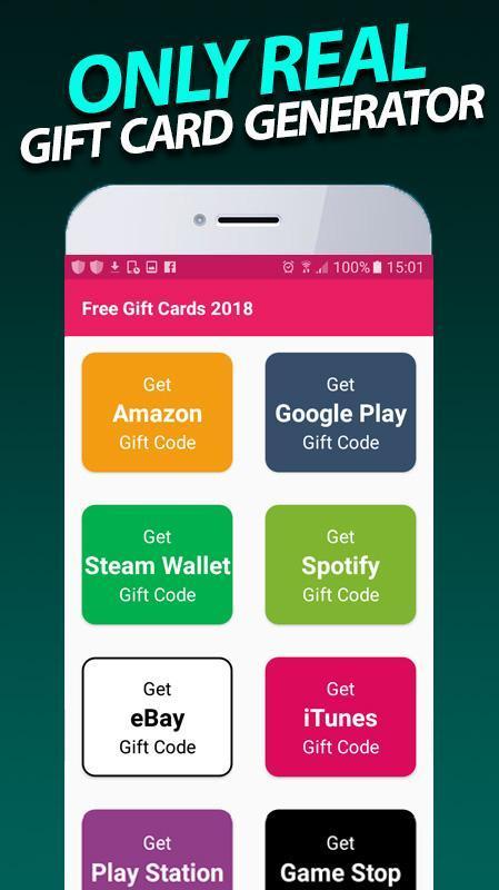 google play gift card code generator 2018