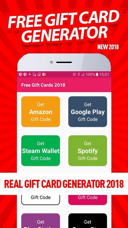 100 Google Play Gift Card Code - Gift Ideas
