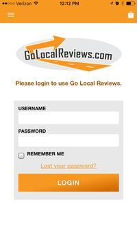 Go Local Reviews screenshot 2