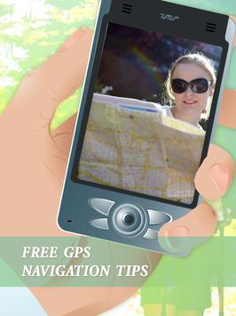 Free GPS Sygic Navigation Tips poster
