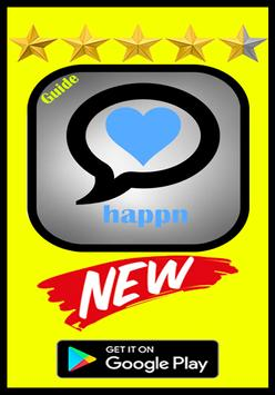 Guide For Happn Dating poster