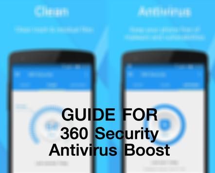 Guide 360 Security Antivirus apk screenshot
