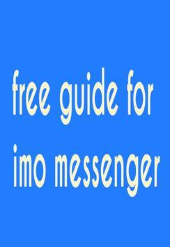 Free Guide For Imo apk screenshot