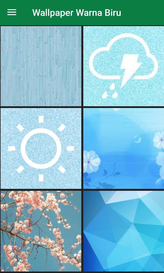 500 Wallpaper Iphone Warna Biru HD Terbaru