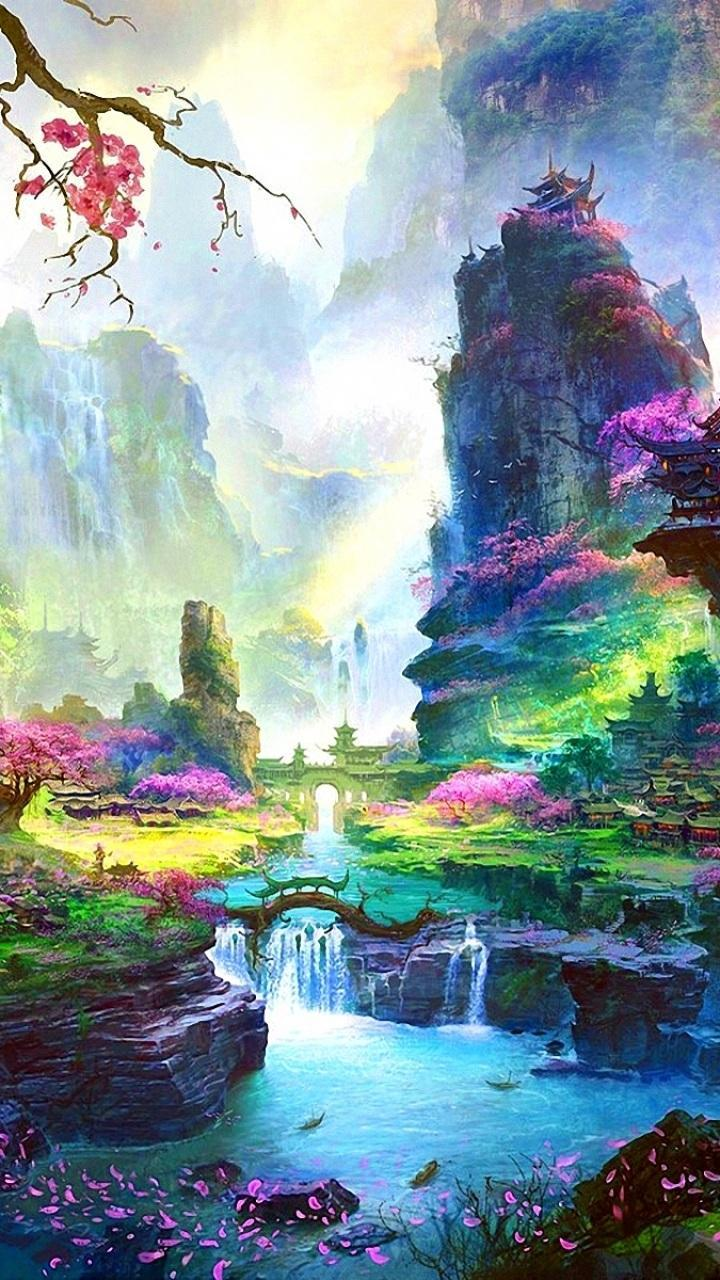 Fantasy HD Wallpapers Cho Android