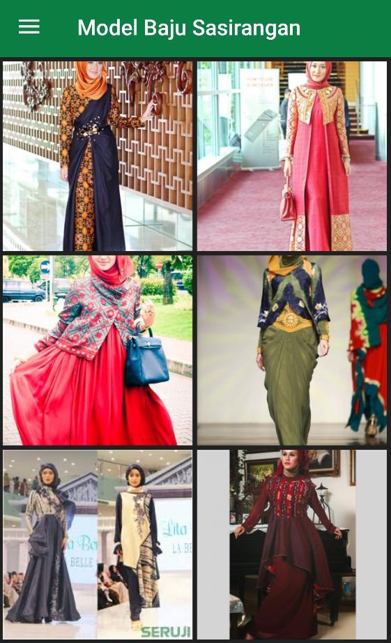 Model Baju Sasirangan 2018 For Android Apk Download