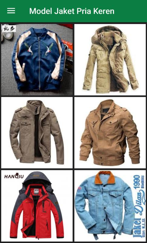 Model Jaket Pria Trendy 2018 for Android - APK Download 2022127ab4