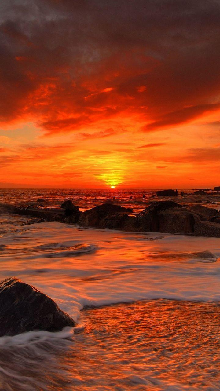 Sunset Hd Wallpapers For Android Apk Download