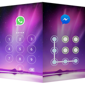 AppLock Aurora icon