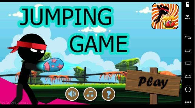 Jumping Games poster