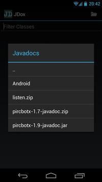 JDox apk screenshot