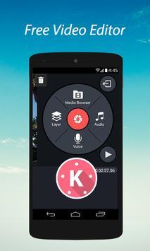 Free KineMaster VDO Editor Tip screenshot 1