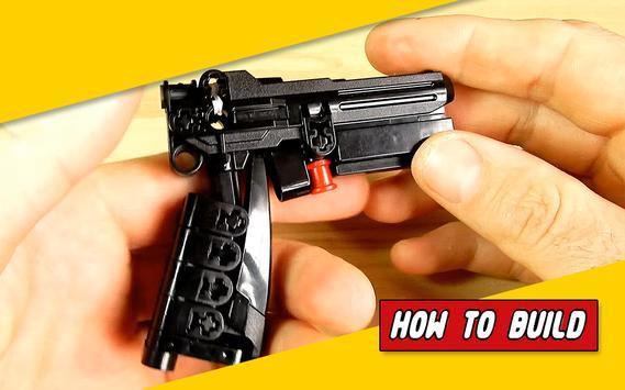 HowToBuild LEGO Guns apk screenshot