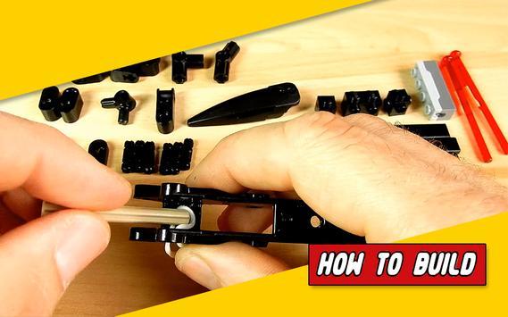HowToBuild LEGO Guns poster