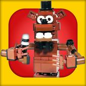 HowToBuild LEGO FNAF icon
