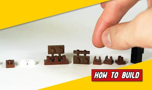 HowToBuild LEGO FNAF poster
